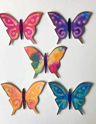 Butterfly Magnet/Ornaments
