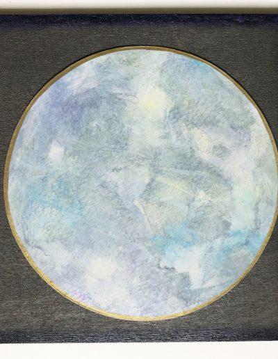 Full Moon original painting